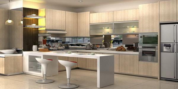 Kitchen set modern minimalis bandung