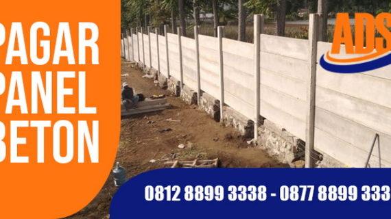 Pagar Panel Beton Bandung