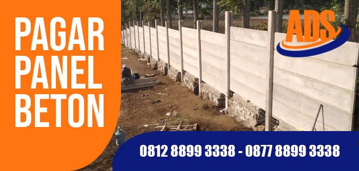 banner panel beton bandung