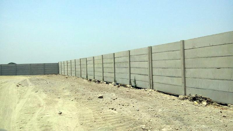 Pagar Panel Beton karawang bekasi